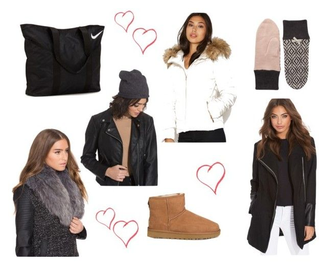 """""""Nelly Winter"""" by enjalundin on Polyvore featuring ONLY, NLY Accessories, NLY Trend, Odd Molly, NIKE and UGG"""