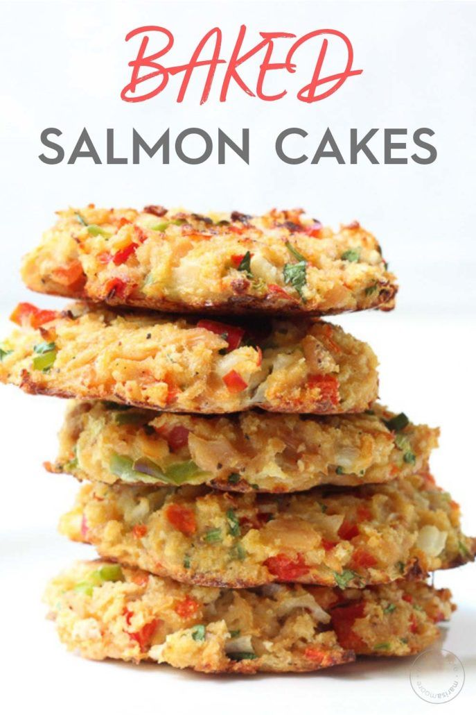 Baked Salmon Cakes Recipe In 2020 Salmon Croquettes Recipe Baked Salmon Patties Baked Salmon