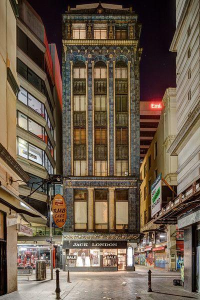 Majorca Building, Melbourne