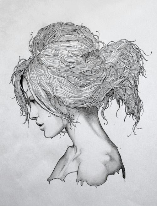 Осьминог на голове