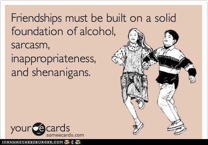 Friendship @Kristi Bishop & @Holly Clements: Quotes, Truth, Friendship, Funny Stuff, So True, Humor, Ecards