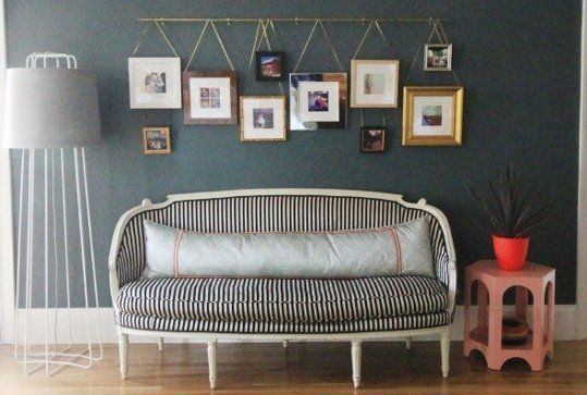9 Ways to Shake Up a Gallery Wall (& Take it To the Next Level)