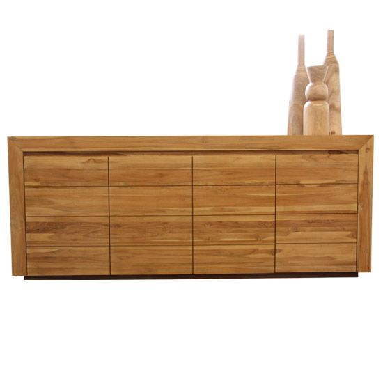 GBF780 Samson Sideboard - Natural