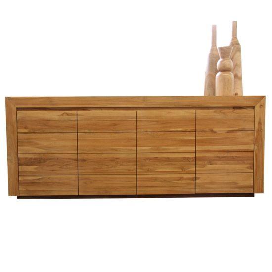GBF780 Samson Sideboard - Natural