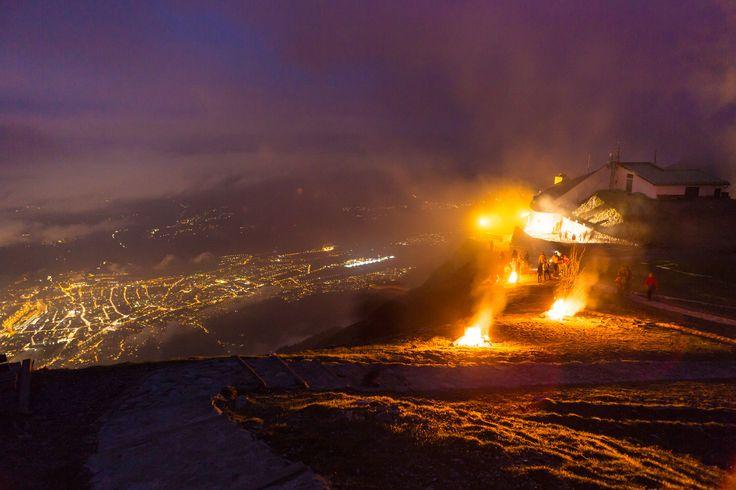 Die 10 schönsten Sonnwendfeuer in den Alpen | Bergwelten