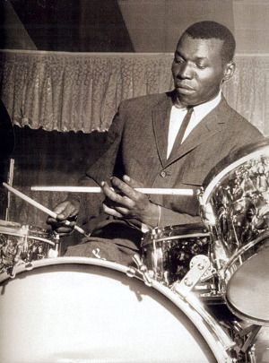 Tribute to legendary jazz dummer, Elvin Jones.