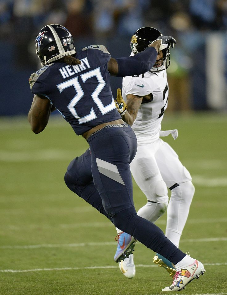 Pin by Jeff Sawyer on Derrick Henry in 2020 Jaguars
