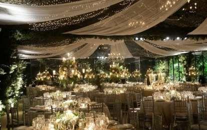 Bodas de noche: Protocolo y decoración [FOTOS] - La organización de una boda nocturna cuenta con un gran potencial. A continuación, nos encargamos de aconsejarte cuáles son las normas básicas de protocolo y te ofrecemos, además, las ideas mejores ideas decorativas.