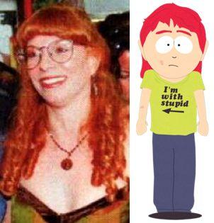 Mary Kay Bergman [as Carol McCormick] - South Park