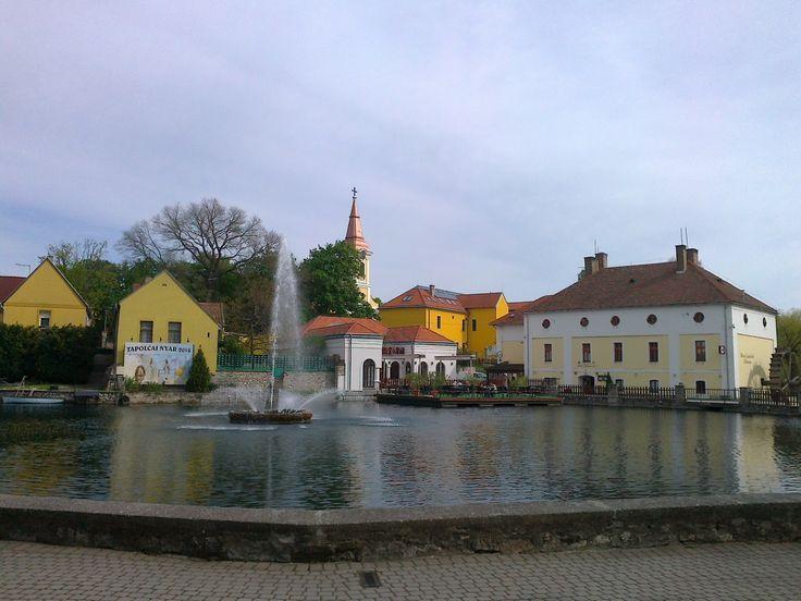 Tapolca, Hungary - Malom-tó