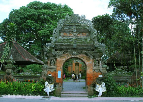 """UBUD PALACE"" Puri Ubud Bali, from the name of the place you must have been able to imagine the location of the puri Ubud. It is a tourist place in Bali that attracted many foreign and domestic tourists. Puri Ubud is one of the tour routes in Bali, by most of the tour package provider"