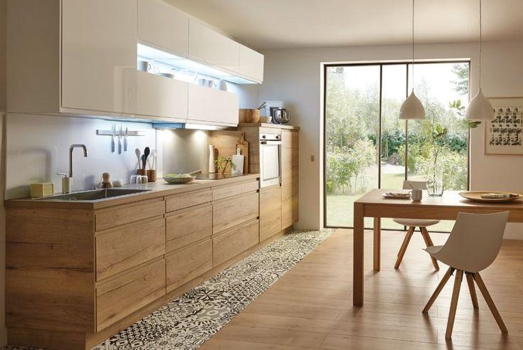 meilleures cuisines integrees cuisine avec salle manger