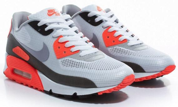 Nike Air Max 90 Hyperfuse Premium Quickstrike 'Infrared'