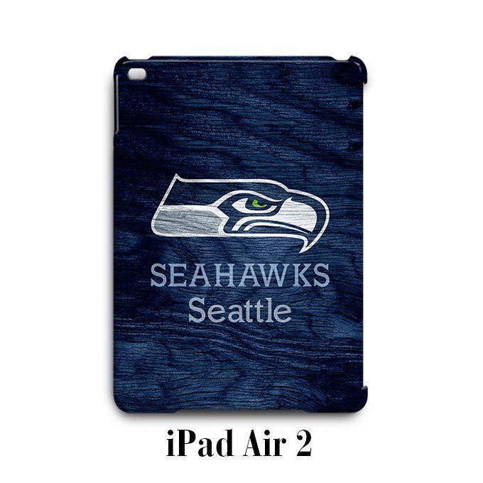 Seattle Seahawks Custom iPad Air 2 Case Cover Wrap Around