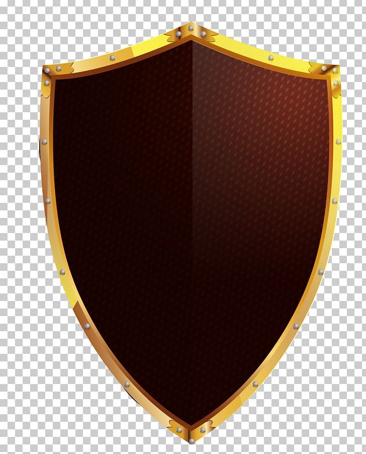 Shield Euclidean Icon Png Download Encapsulated Postscript Gold Golden Golden Png Shield Icon