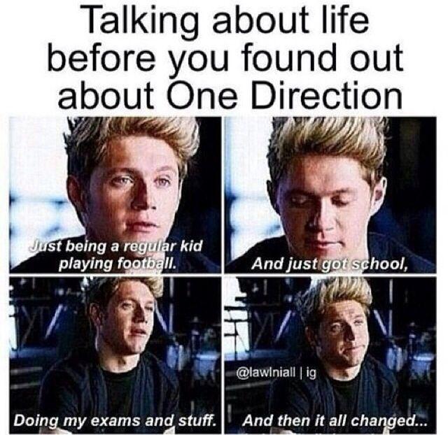 Haha what life