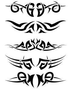 Tribal Tattoos For Men - Mens Tribal Tattoos