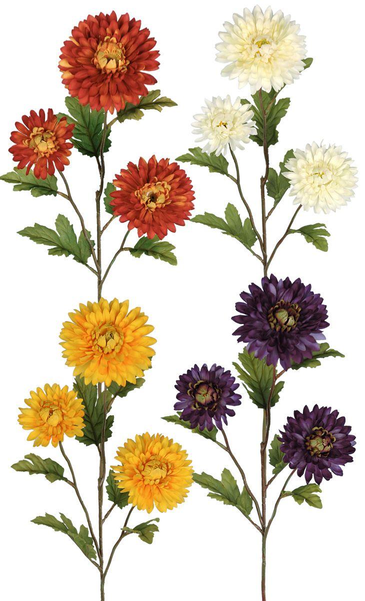 Top 25 best silk flowers wholesale ideas on pinterest buy field mum 25 4 asst sprays stems dhlflorist Choice Image