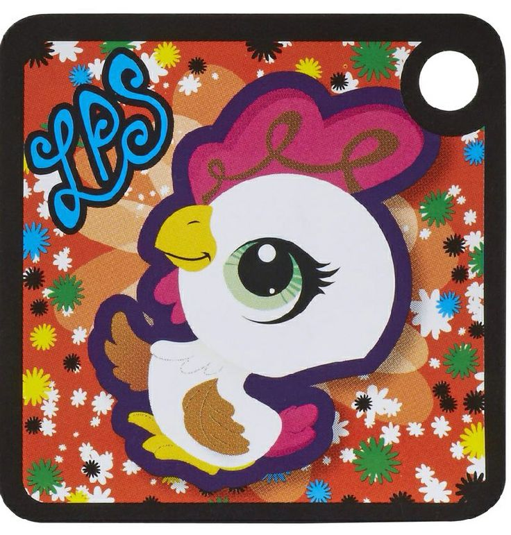 Pawsome Pets - Chicken - LPS token
