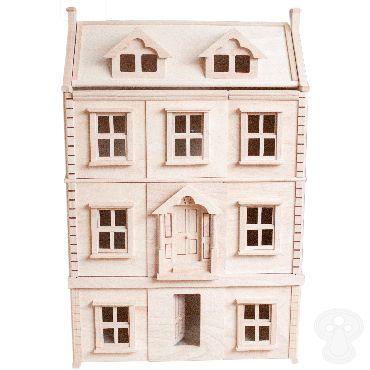 Plan Toys Victorian Dollhouse Basement Only Toys