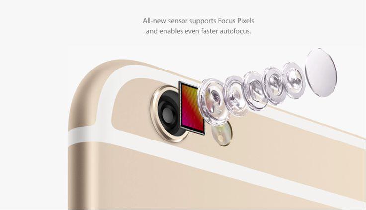 Ver El iPhone 6S traerá una cámara de 12 megapixels