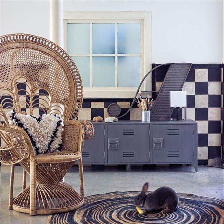Rattan Peacock Chair • WOO Design