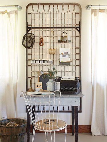 country office decorating ideas. Peek Inside A Renovated Texas Cottage Country Office Decorating Ideas R