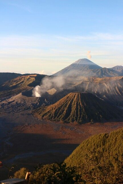 Bromo mt _ indonesia