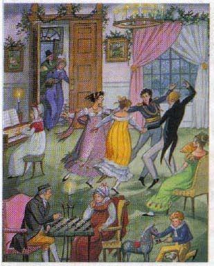 Celebrating a Regency Christmas