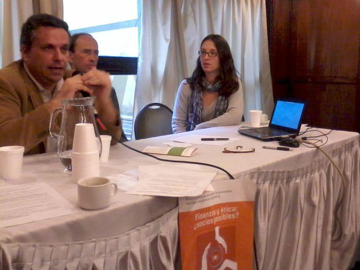 Francesco Vigliarolo, Stephanie Lelaurin y Heinrich H Wiemer presentan a PROFAESS