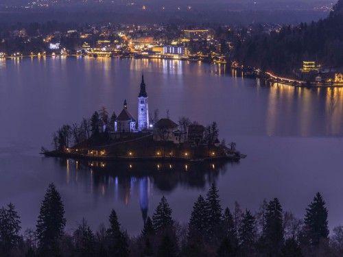 Μπλεντ, Σλοβενία