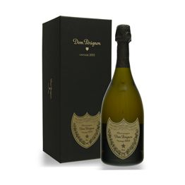 A bottle of Dom Perignon to toast arrival at Club Med Bali.