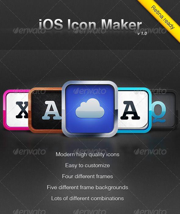IOS Icon Maker 1