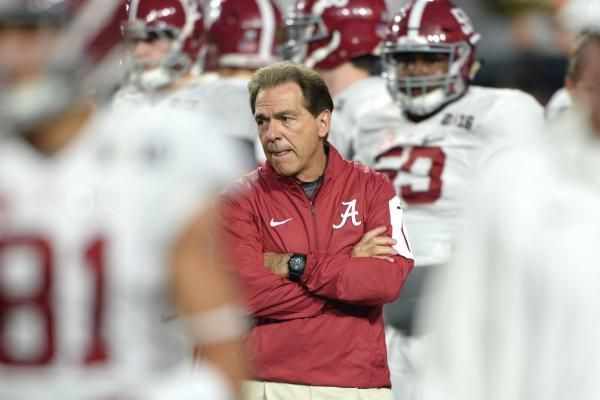 By Mike Sullivan, The Sports Xchange Nick Saban is part of the four-team College Football Playoff for the third consecutive season and the…