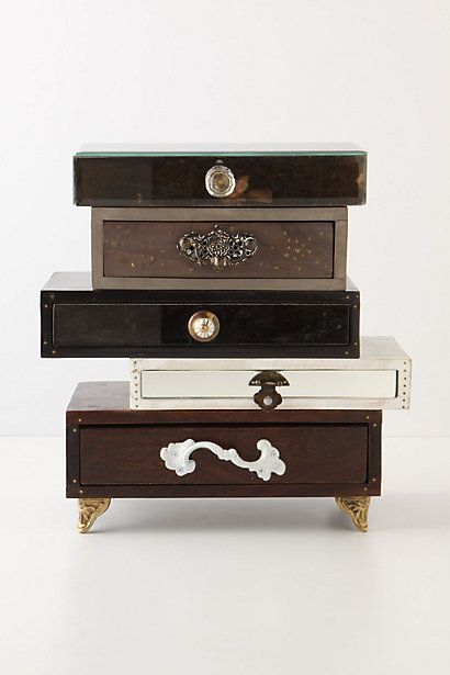topsy-turvey jewelry box