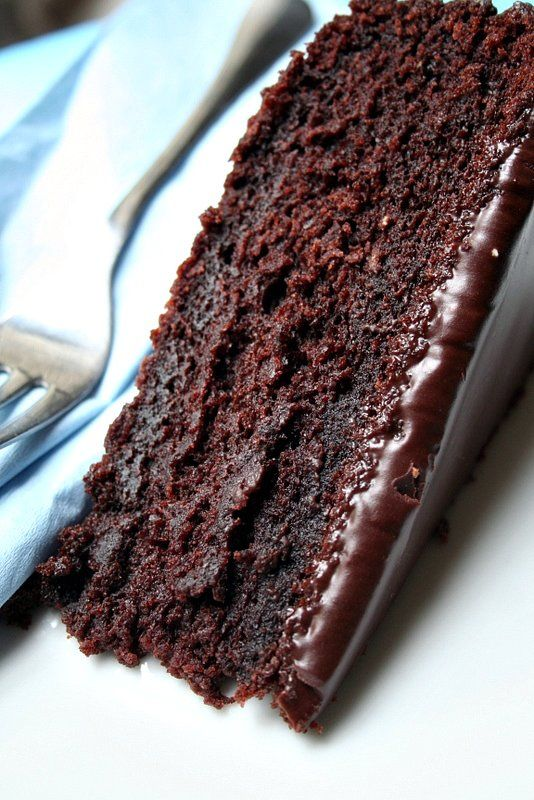 James Martin Chocolate Coca Cola Cake