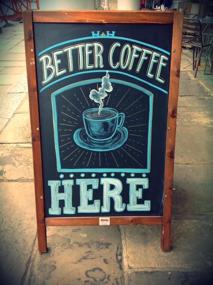 A Boards Coffee Design by Blackboard-Duty.com