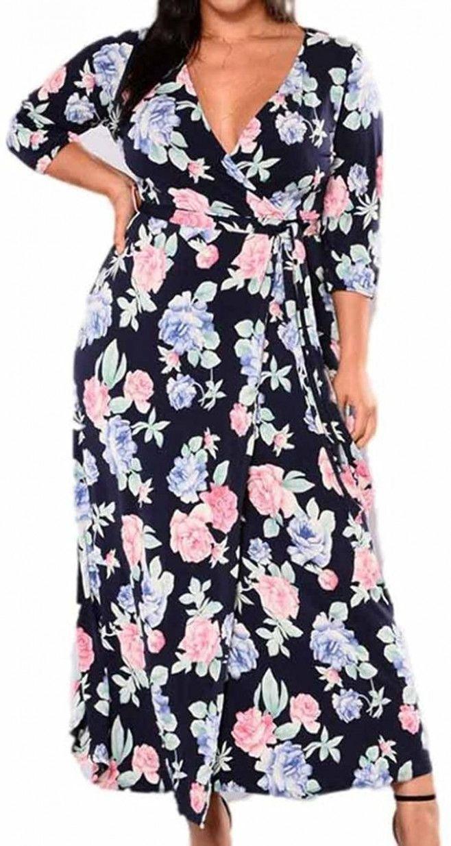 12 maxi kleider große größen | maxi kleider, glamouröse