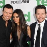 Interview With Mark Wahlberg, Mila Kunis And Seth MacFarlane On Ted