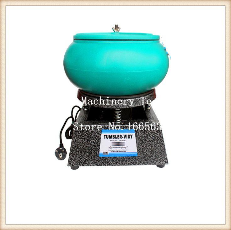 goldsmith Super Large Vibratory Tumbler Wet Dry Polisher Polishing Machine. Polishing Machine goldsmith