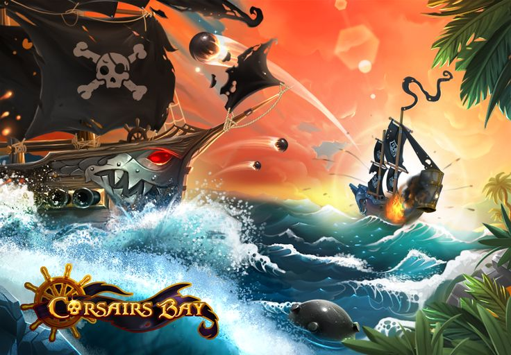 Game is available on Google Play! http://bit.ly/corsairsbay