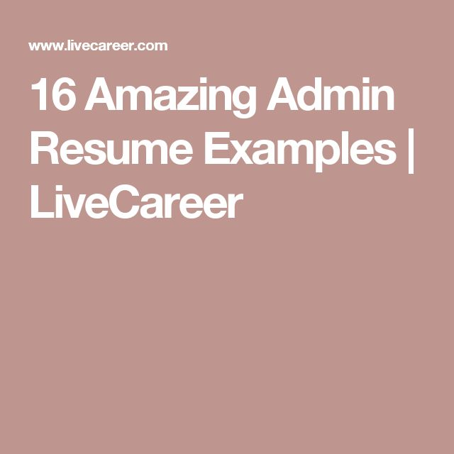 16 best Job Application Templates images on Pinterest Role - livecareer resume