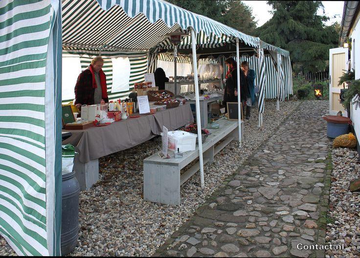 Kunst- en Kerstmarkt bij De Witte Hemel