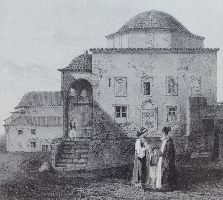 Athens, Mosque of Tzisdarakis (1759) (Kato pazarι camιι)  http://www.melt.gr/index.php?option=com_content&task=category&sectionid=10&id=46&Itemid=89