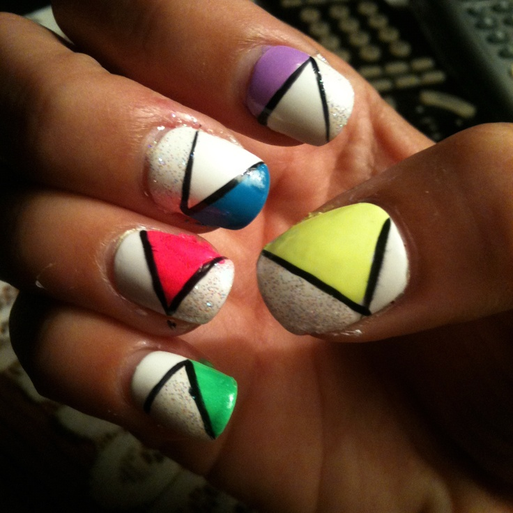 19 best do it yourself nail art images on pinterest nail art do it yourself nail art solutioingenieria Gallery