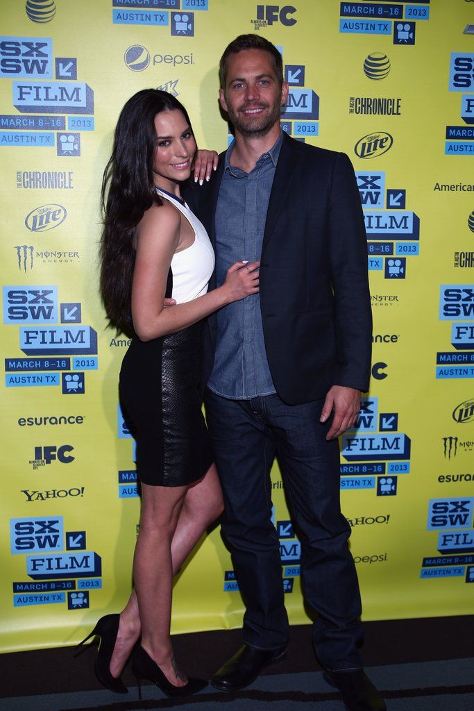 Paul and his costar Genesis Rodriguez promoted their film Hours at the SXSW Film Festival in Austin, TX, in March 2013.