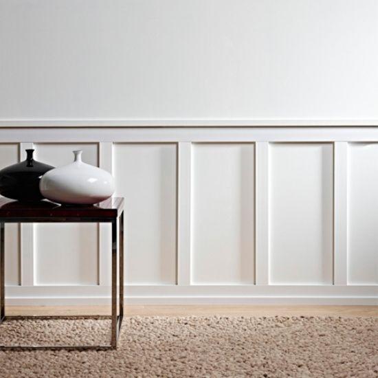 Wandleiste Bordüre-Zierlemente Aufkleber-Kunststoff