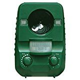 Set of 2 PestBye Ultrasonic Battery Operated Motion Activated Cat Repellent: Amazon.co.uk: Kitchen & Home