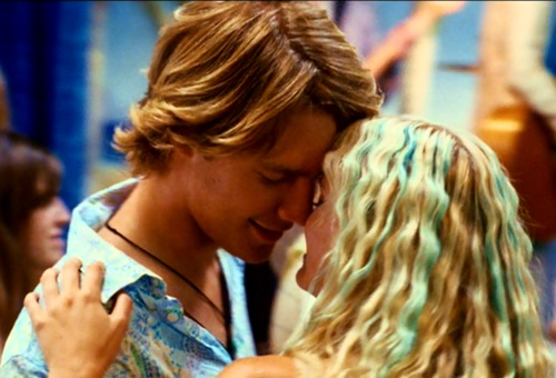 OMG I loovveee them!!! I love this movie!!!  I hope someday someone will look at me like that