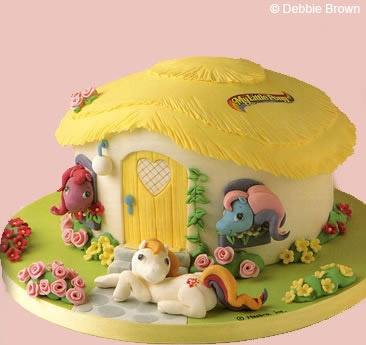 My little pony cake!!!!